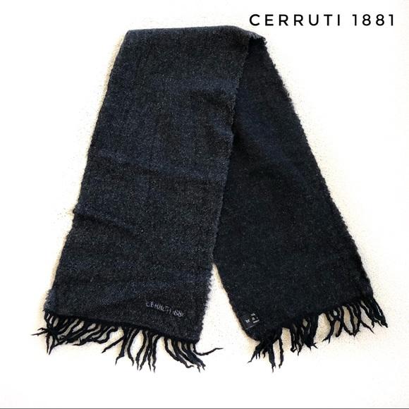 b664a1f53d2 Cerruti 1881 Accessories - Cerruti 1881 Wool Scarf (Unisex)